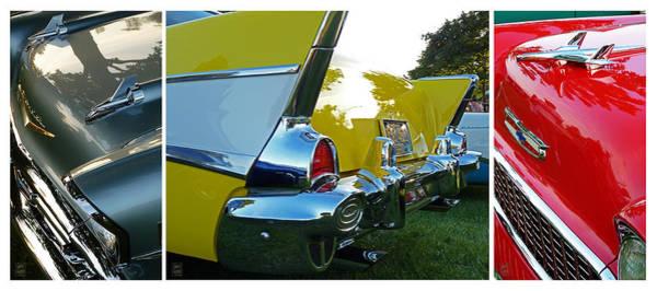 Chevrolet Bel Air Photograph - Chevrolet Bel Air Series1 by Garth Glazier