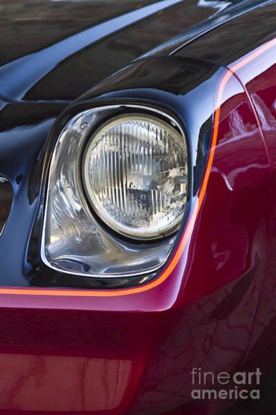 Photograph - Chevrolet Camaro Detail by Heiko Koehrer-Wagner