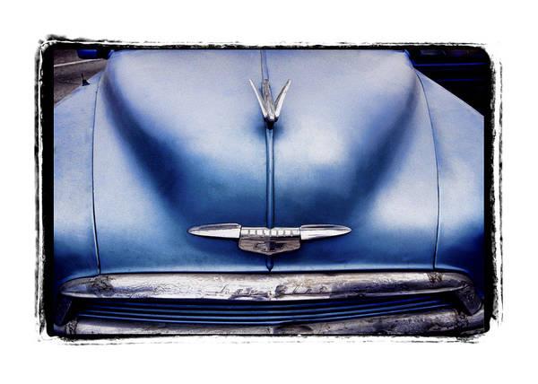 Pyrography - Chevrolet  by Mauro Celotti