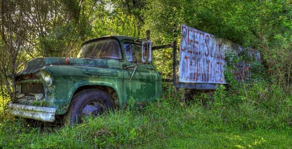 Photograph - Chevy 4400 by Sean Allen