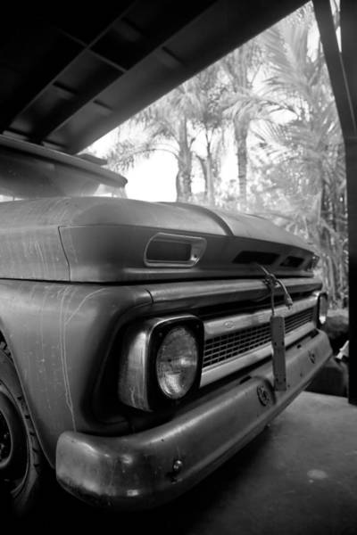 Wall Art - Photograph - Chevy Truck by Patrick  Flynn