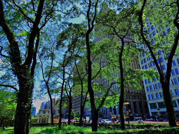 Photograph - Chicago Tm 0029 by Lance Vaughn