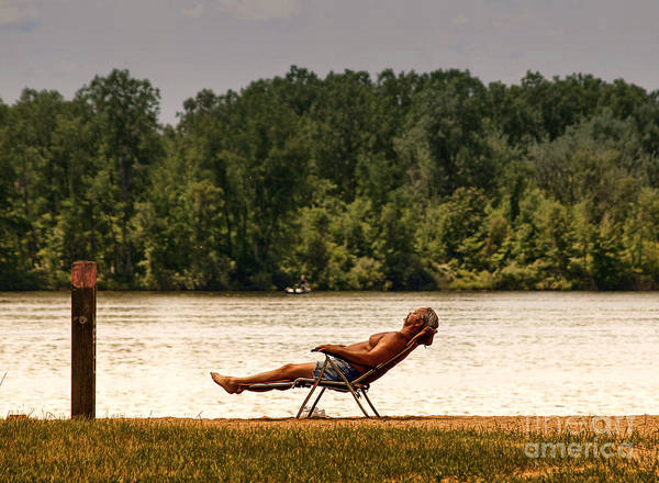 Photograph - Chillax by Terry Doyle