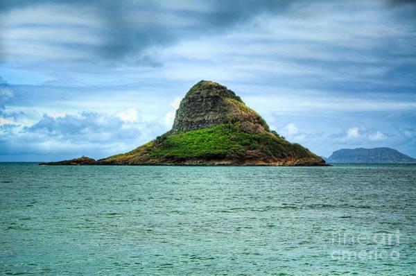 Mokolii Photograph - Chinaman's Hat Oahu by Kelly Wade