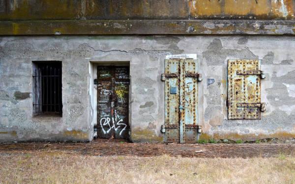 Photograph - Choose Your Door by Matt Hanson