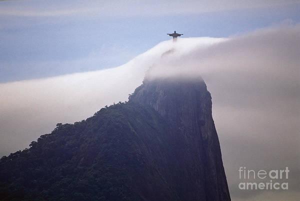 Redeemer Wall Art - Photograph - Christ The Redeemer, Rio De Janeiro by Will & Deni McIntyre