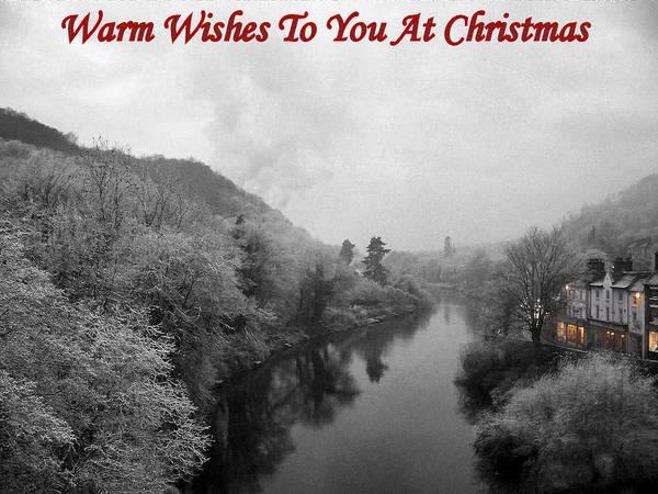 Photograph - Christmas Warm Wishes by Sarah Broadmeadow-Thomas