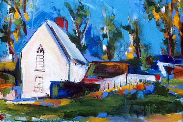 Painting - Church Clothes by John Jr Gholson