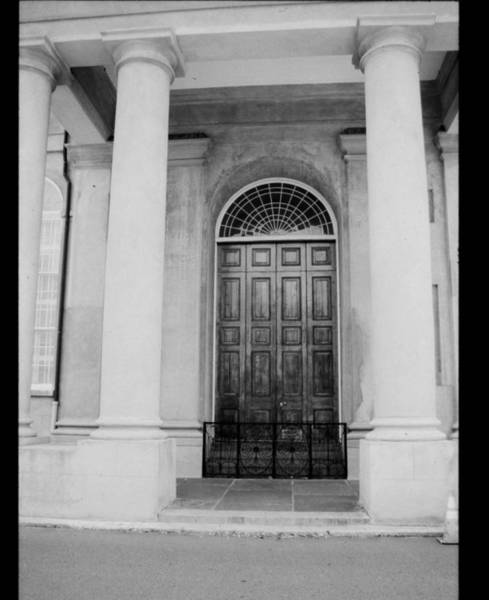 Photograph - Church Gated Entrance by Emery Graham