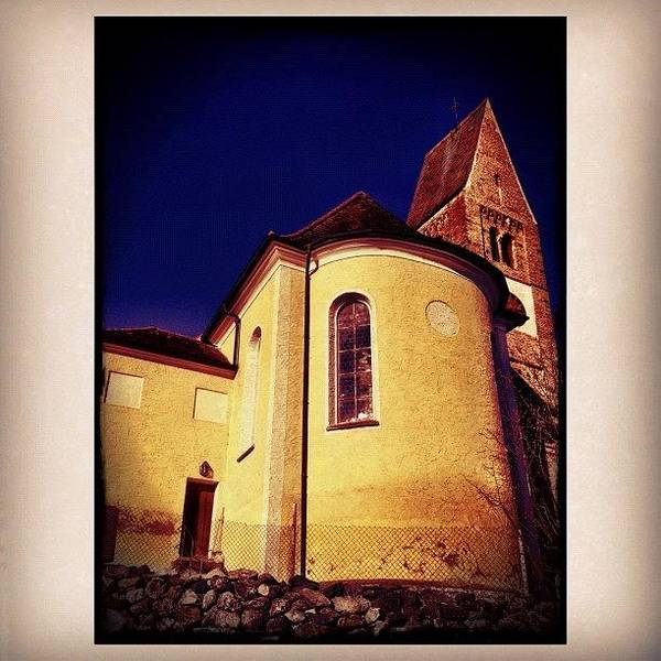 Germany Wall Art - Photograph - Church In Bavaria by Paul Cutright