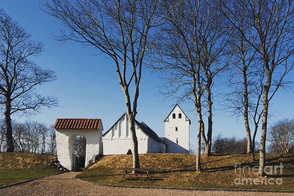 Wall Art - Photograph - Church In The Countryside by Wedigo Ferchland