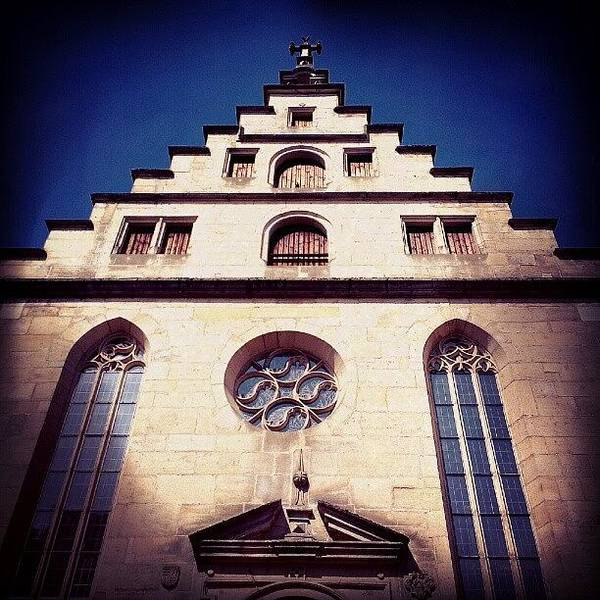 Germany Wall Art - Photograph - Church by Matthias Hauser