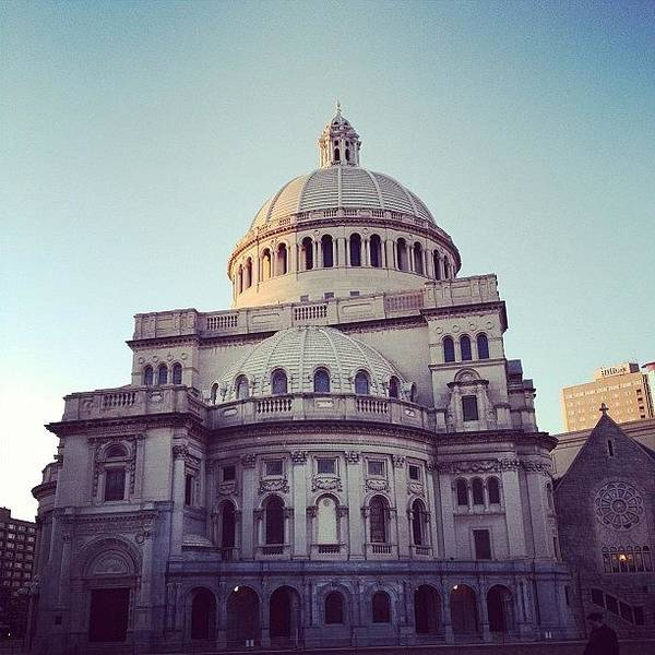 Wall Art - Photograph - Church Of Christ Scientist by Molly Kerrigan