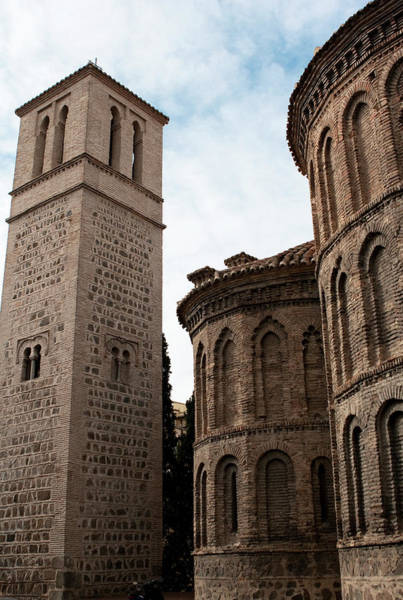 Photograph - Church Of Santiago Del Arrabal by Lorraine Devon Wilke