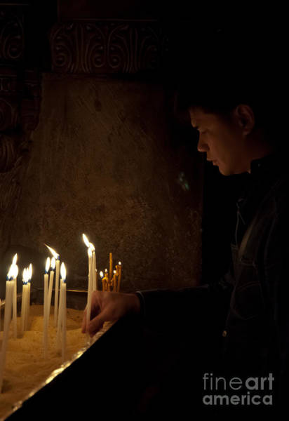 Church Of The Holy Sepulcher Photograph - Church Of The Holy Sepulchre by Ilan Amihai