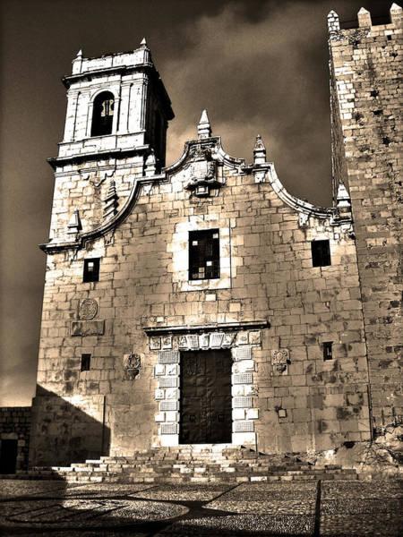 Knights Templar Photograph - Church Of The Virgen De La Ermitana - Peniscola  by Juergen Weiss