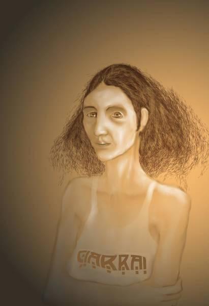 Digital Art - Ciarrai by Brandy Beverly