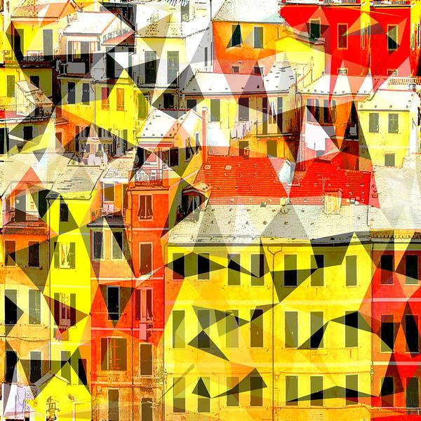 Chicago River Digital Art - Cinque by Ilias Athanasopoulos