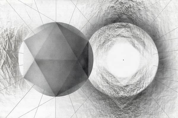 Circle Potential Art Print