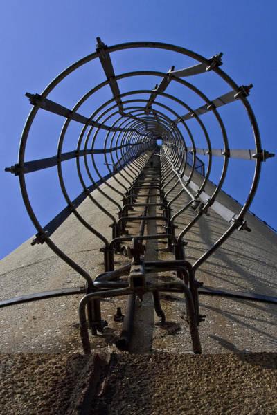 Wall Art - Photograph - Circular Ascent by Joshua Ball
