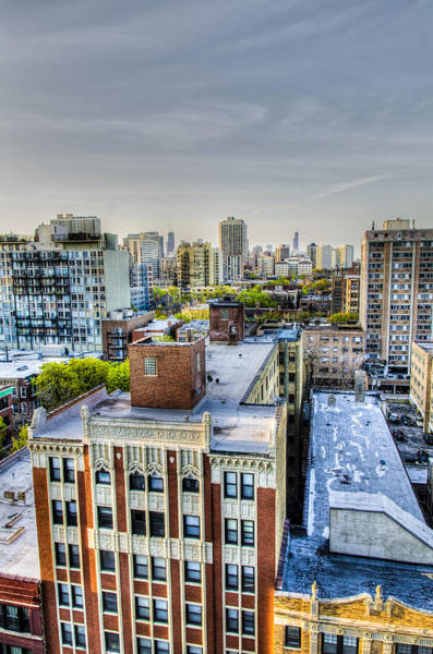 Wall Art - Photograph - City Hights - Chicago Il by Drew Castelhano