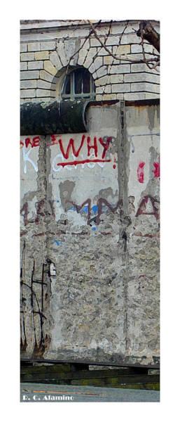 Photograph - Citymarks Berlin by Roberto Alamino