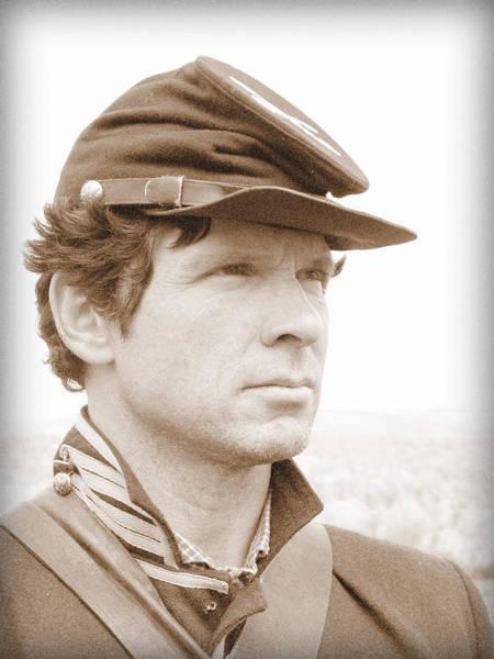 Photograph - Civil War Hero by Jim DeLillo