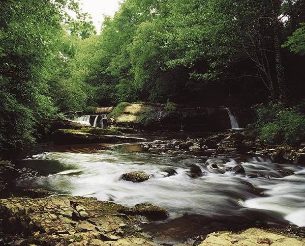 Horizontally Photograph - Clare River, Clare Glens, Co Tipperary by The Irish Image Collection