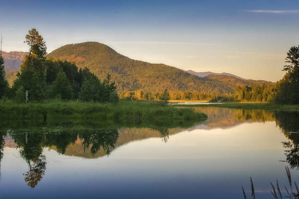 Photograph - Clark Fork Delta 3 by Albert Seger
