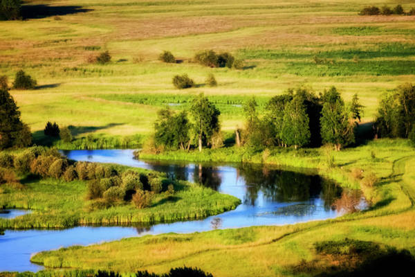 Photograph - Clark Fork Delta  by Albert Seger