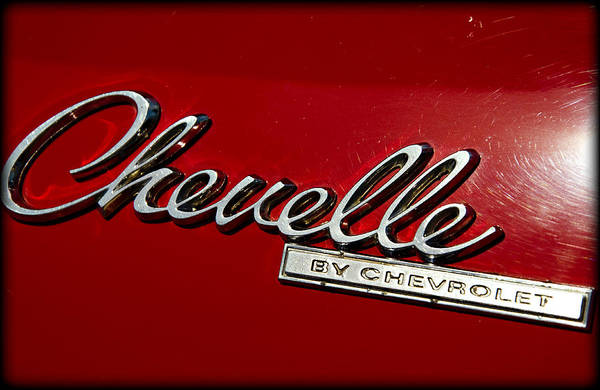 Wall Art - Photograph - Classic Chevelle by Ricky Barnard
