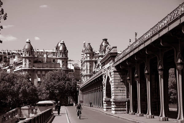 Photograph - Classic Paris 7 by Andrew Fare
