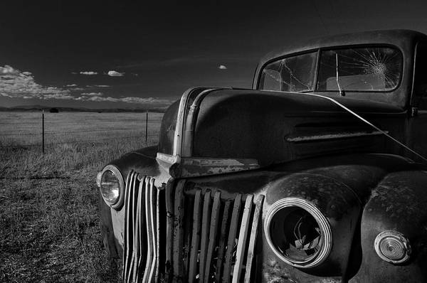 Photograph - Classic Rust by Ron Cline