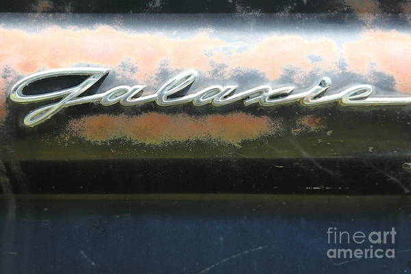 Photograph - Classic Rusty Old 1959 Ford Galaxie 500 . 5d16306 by Wingsdomain Art and Photography