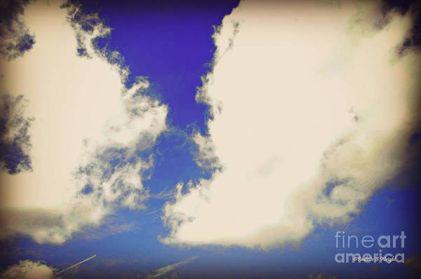Photograph - Clouds-10 by Paulette B Wright