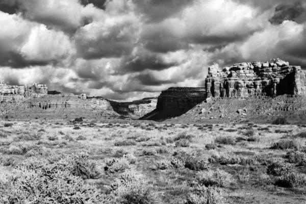 Clouds Cedar Mesa Utah Art Print