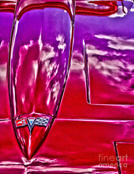 Wall Art - Photograph - Clouds In The Hood by Bill Robinson