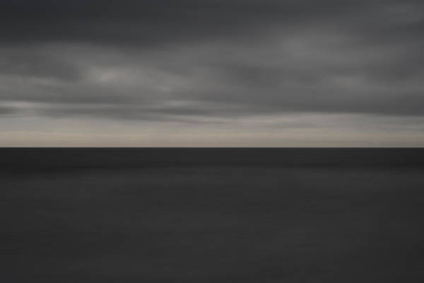 Wall Art - Photograph - Cloudy Afternoon On Beach by Catherine Lau