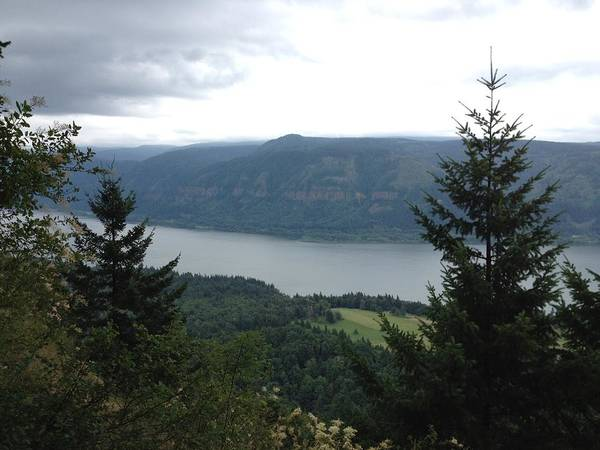 Washougal Photograph - Cloudy Day  by Brittany Sampson