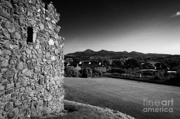 Wall Art - Photograph - Clough Castle County Down Northern Ireland by Joe Fox