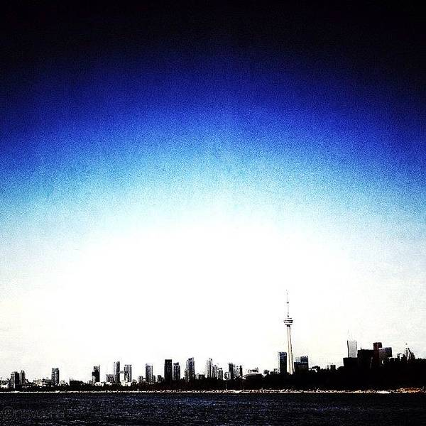 Minimalism Photograph - Cn Tower Series: Skyline by Natasha Marco
