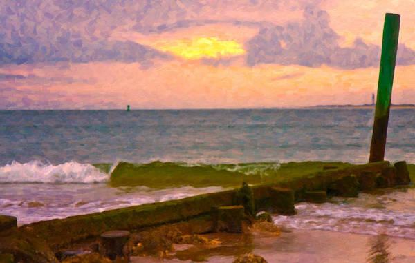 Nc Digital Art - Coastal Climate by Betsy Knapp