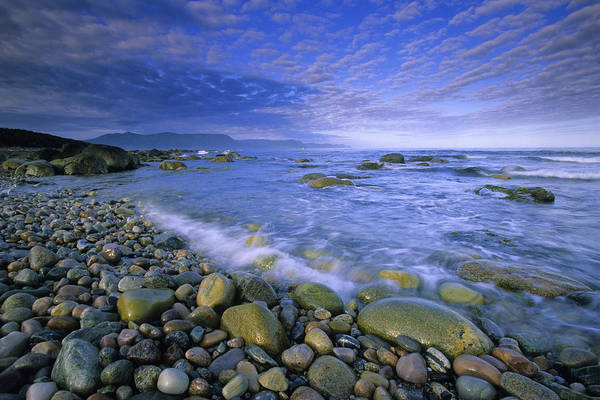 Gros Morne Photograph - Coastline And Waves, Gros Morne by John Sylvester