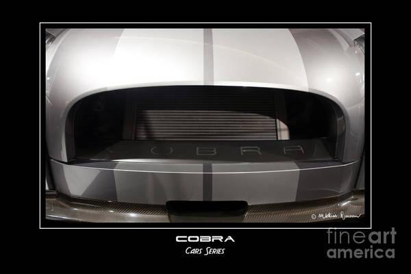 Ac Cobra Wall Art - Photograph - Cobra by Mathias Rousseau