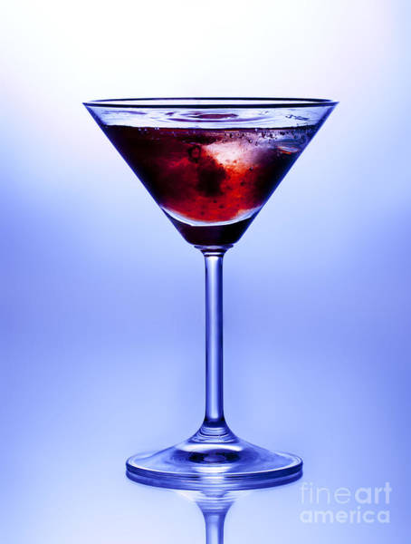 Sophisticated Photograph - Cocktail by Jane Rix