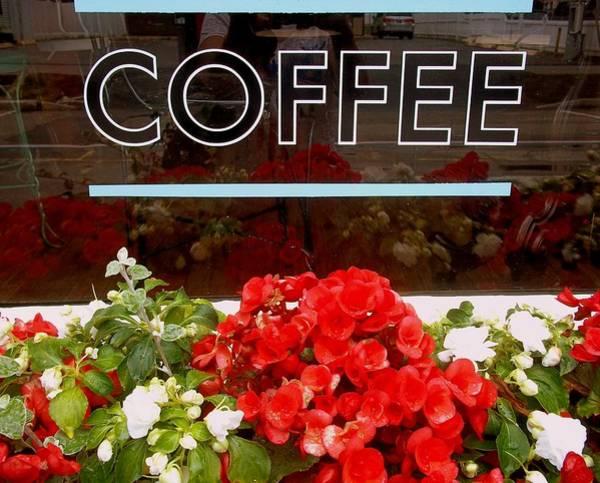 Photograph - Coffee by Cynthia Amaral