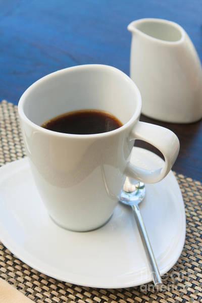 Boil Photograph - Coffee Sir by Atiketta Sangasaeng