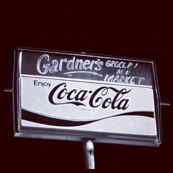 Monochrome Wall Art - Photograph - Coke Silvered by Dave Edens