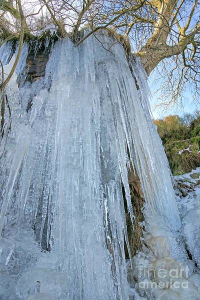 Photograph - Cold Day In The Valley 6 by David Birchall