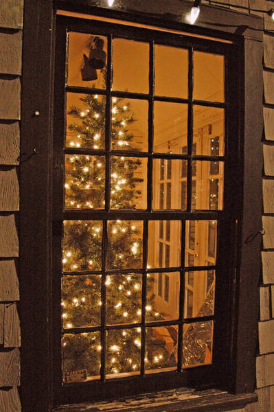 Photograph - Colonial Christmas by Joann Vitali